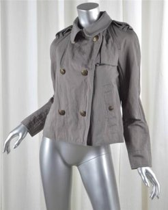 Juicy Couture Womens Casual Gray Jacket