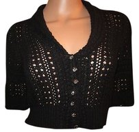 Juicy Couture P Cardigan Sweater