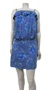 Juicy Couture short dress Blue Huckleberry Tea on Tradesy