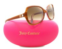 Juicy Couture Juicy Couture Sunglasses Brown 56mm