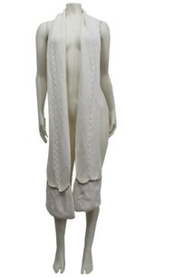Juicy Couture Juicy Couture White Glamour Girl Pocket Scarf One