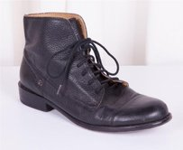 Juicy Couture Womens Black Boots
