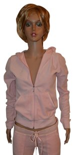 Juicy Couture Peach Juicy Couture Warm up Suit