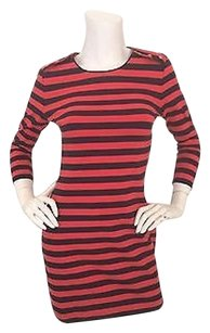 Juicy Couture short dress Striped Jersey on Tradesy