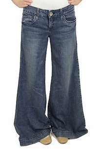 Juicy Couture Super Flare Trouser/Wide Leg Jeans