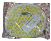 Julie Brown Yellow Polka Dot