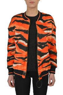 Just Cavalli Bomber Multi-Color Jacket
