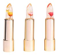 KAILIJUMEI 2-Piece Set NEW Auth Kailijumei Flower Jelly Mood Change Lipstick