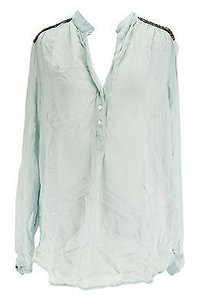 Karen Kane Good Womens Top green