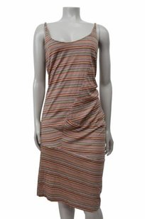 Karen Zambos short dress Multi-Color Jersey on Tradesy