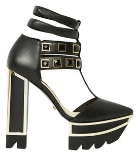 Kat Maconie Nasty Gal black Platforms
