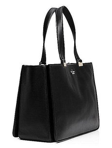 Kate Spade X Freida Iphone 567 Charging Shopping Office Tote in Black