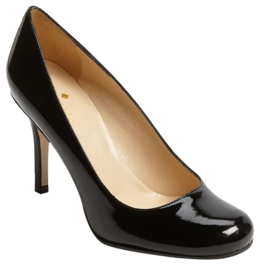 Kate Spade New York Round-Toe Leather Pumps footlocker for sale sale best store to get tlrpuk