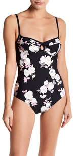Kate Spade Posey Grove FLORAL U-Wire One Piece Swimsuit S46122 sz s