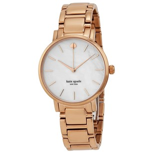 Kate Spade Gramercy Mother of Pearl Dial Ladies Watch 1YRU0003