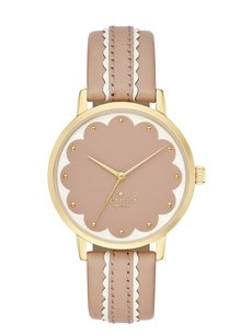 Kate Spade Metro Beige Dial Ladies Watch Ksw1002