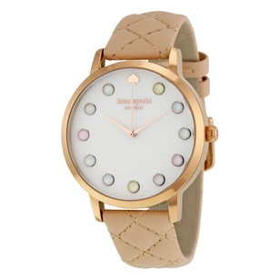 Kate Spade Metro Grand Vachetta Leather Ladies Watch KSW1069
