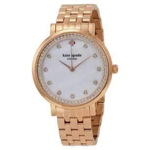 Kate Spade Monterey Mother of Pearl Dial Ladies Watch 1YRU0822