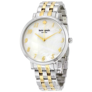 Kate Spade Monterey Mother Of Pearl Dial Ladies Watch 1YRU0848