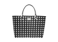 Kate Spade Brand New Large Genuine Tote in black and white