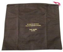 Kate Spade New (WITHOUT TAGS) Kate Spade Drawstring Dust Bag Cover