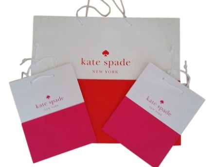 Preload https://item4.tradesy.com/images/kate-spade-pink-and-orange-shopping-bags-2038003-0-2.jpg?width=440&height=440