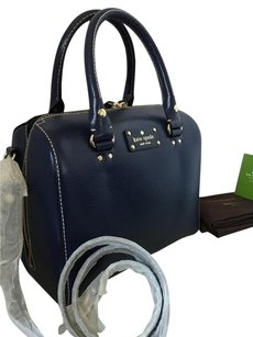 Kate Spade Satchel in French Navy