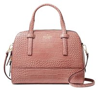 Kate Spade Satchel in Rose Frost