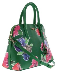 Kate Spade Small Rachelle Birghtwater Drive Crossbody Satchel in Spring Bloom