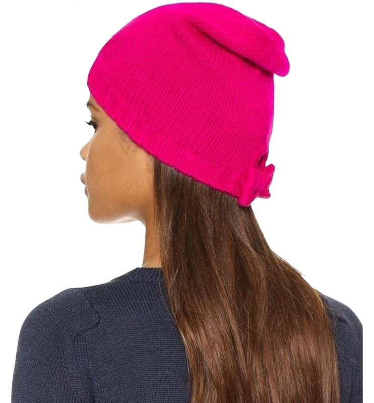 8eb8f4fbfd8 ... inexpensive kate spade kate spade womens gathered bow beanie ad084  2cf9c closeout 2018 new ...