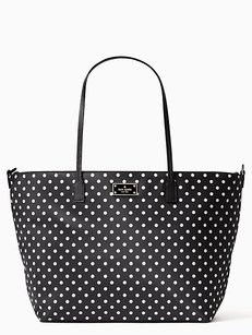 Kate Spade Margareta Baby Baby Tote in Diamond Dot
