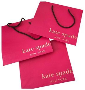 Kate Spade Tote in Orange Pink