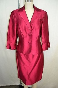 Kay Unger Kay Unger York Berry Skirt Suit
