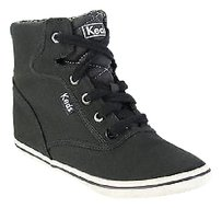 Keds Good Womens black Athletic