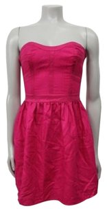 Keepsake the Label Still On My Mind Mini Fuschia Kx120801d Dress