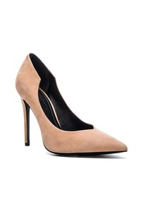 Kendall + Kylie Suede Spring Chic Light Pink Pumps