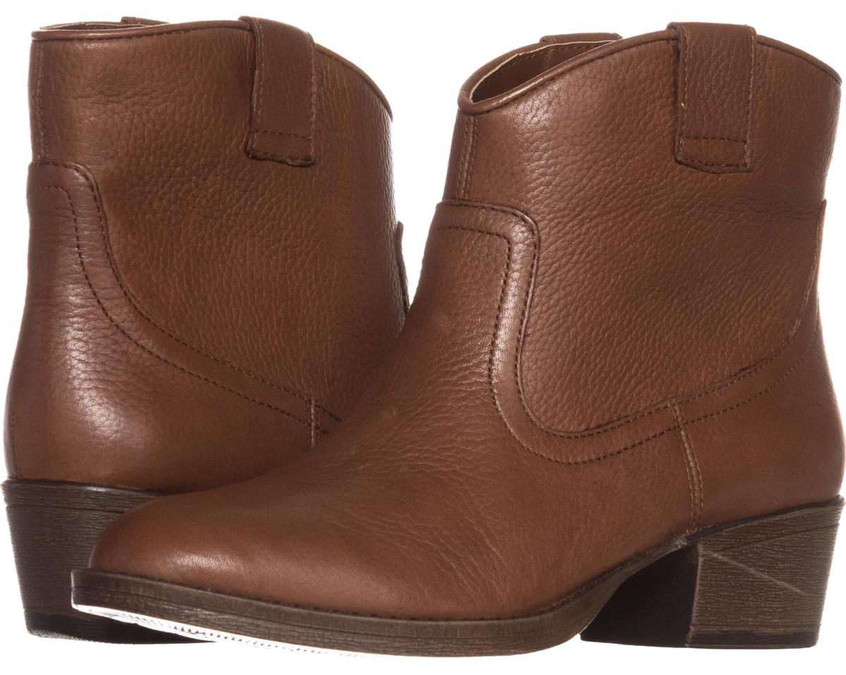 Kenneth Cole Brown Reaction Hot Step Western 446 Toffee / 35 Eu Boots/Booties Size US 5 Regular (M, B)