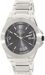 Kenneth Cole Kenneth Cole York Stainless Steel Mens Watch 10020832