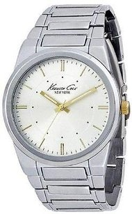Kenneth Cole Kenneth Cole York Stainless Steel Mens Watch Kcw3011
