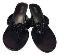 Kenneth Cole Reacation Black Wedges
