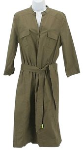 Kenneth Cole short dress Olive Button on Tradesy