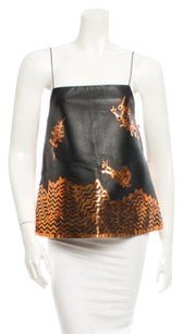 Kenzo Leather Limited Edition Top