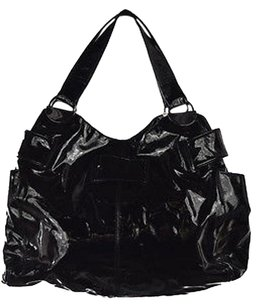 Kooba Womens Satchel in Black