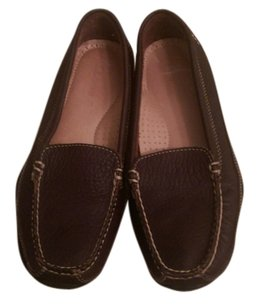 L.L.Bean DARK BROWN Flats