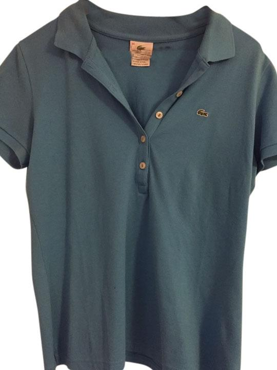 Lacoste 5 button polo
