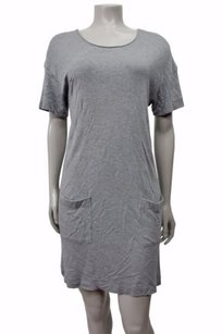 Lacoste short dress Gray Shift on Tradesy