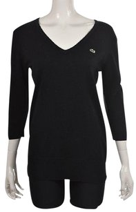Lacoste Womens Solid Sweater