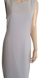 Lafayette 148 New York short dress Grey on Tradesy