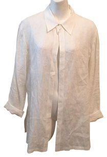 Lafayette 148 New York Top White