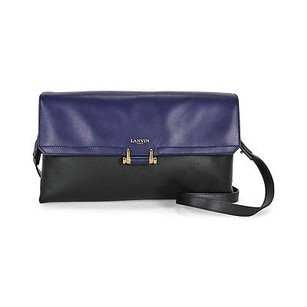 Lanvin Clutch Black Tote
